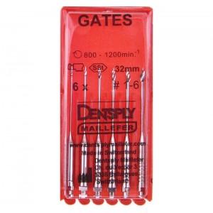 FRESAS GATES X 6 UND