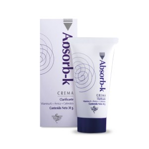 Absorb K Resolución de Hematomas 30gr